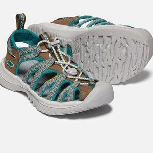 Keen Whisper Canton/ Bayou Water Shoes